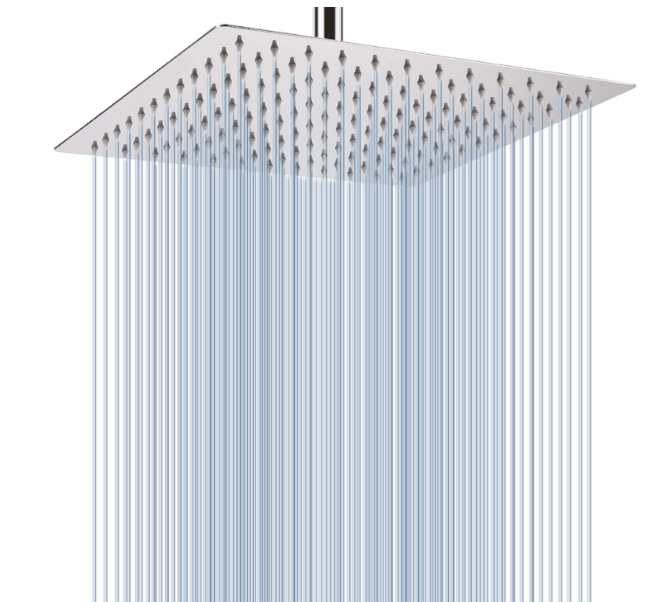 best large shower head