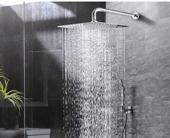 best ceiling mounted rain shower head