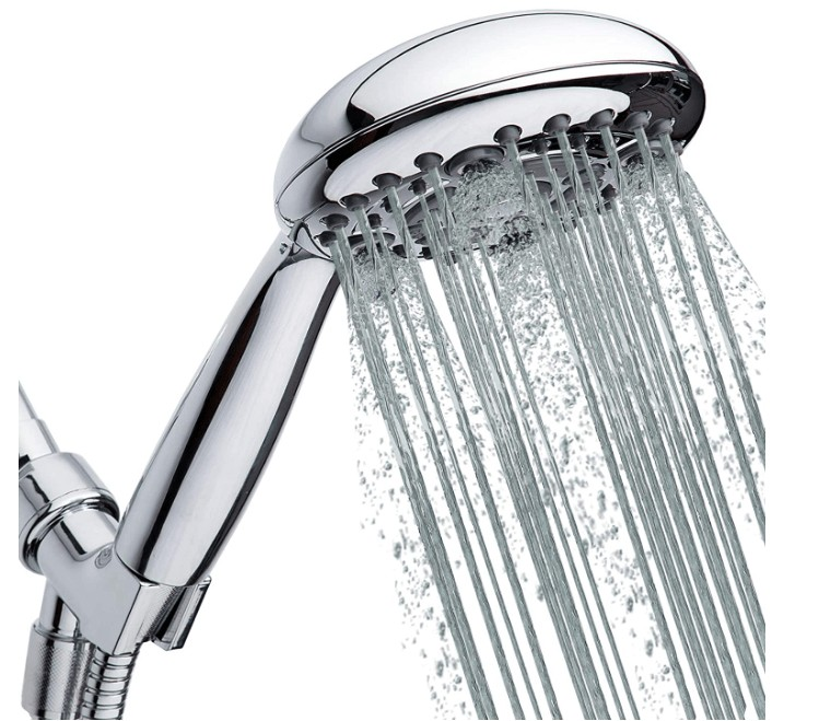 delta detachable shower head