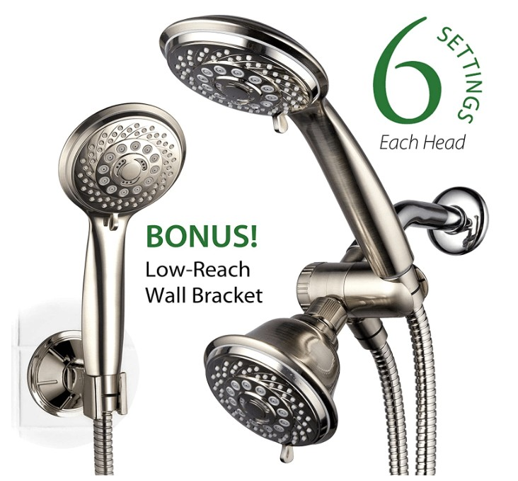 best delta removable shower head