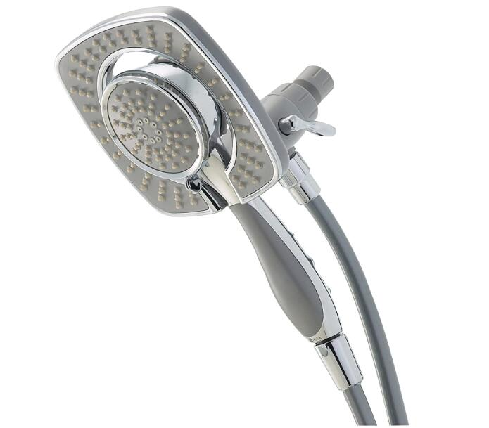 delta two in one shower head reviews