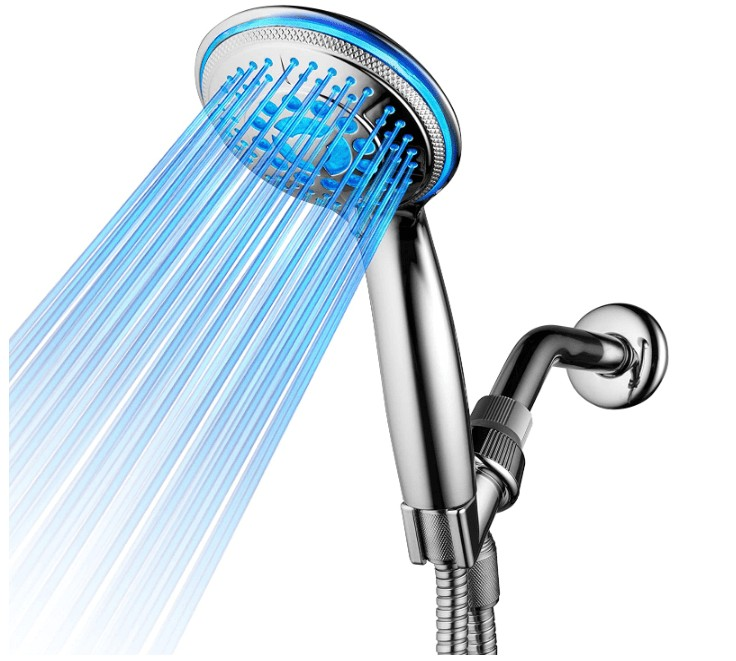 best detachable shower head