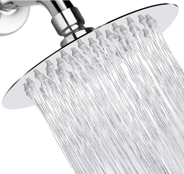 high flow shower head reviews
