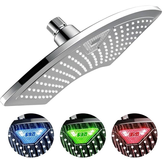 rainwater shower head