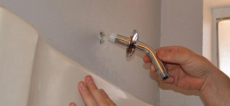 increase your shower pressure