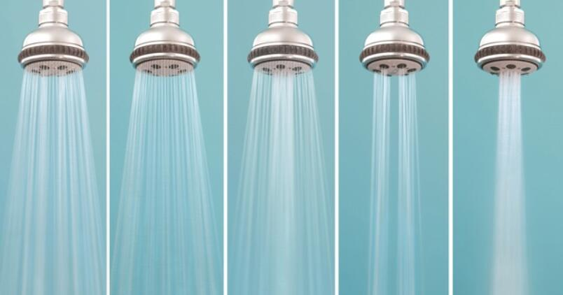overview of best high pressure shower heads