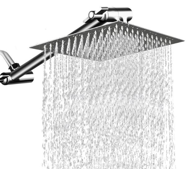 rainfall shower head reviews