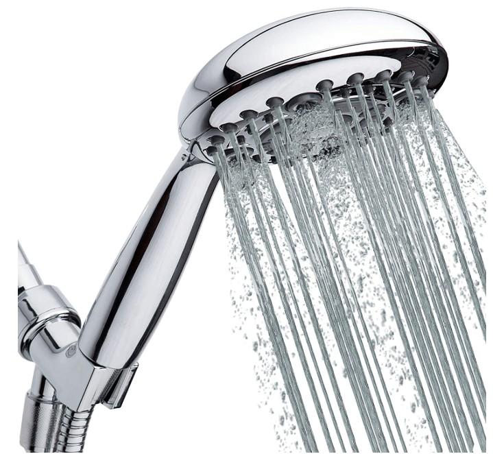best removable shower hose