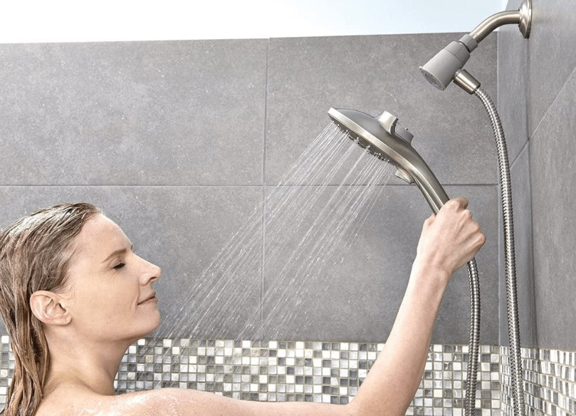 shower head for small shower review
