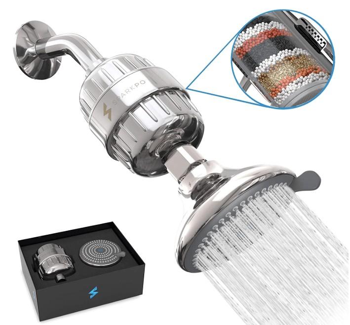best small shower head