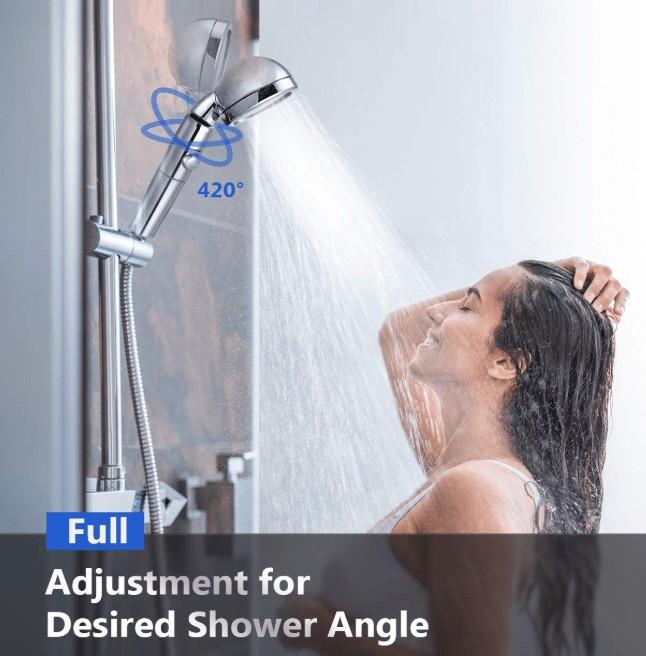 best watersense showerhead