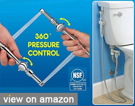 Best Ergonomic Hand Held Bidet Reviews