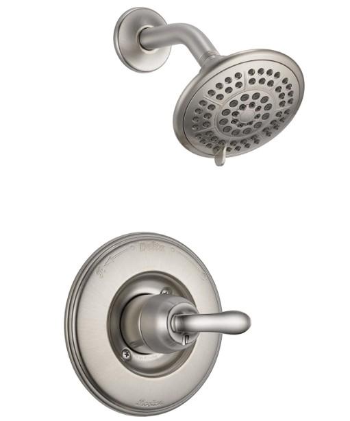 delta shower faucet bronze trim kit
