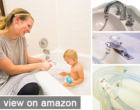 Best Quick Disconnect Hot Water Diaper Sprayer for Home and Travel