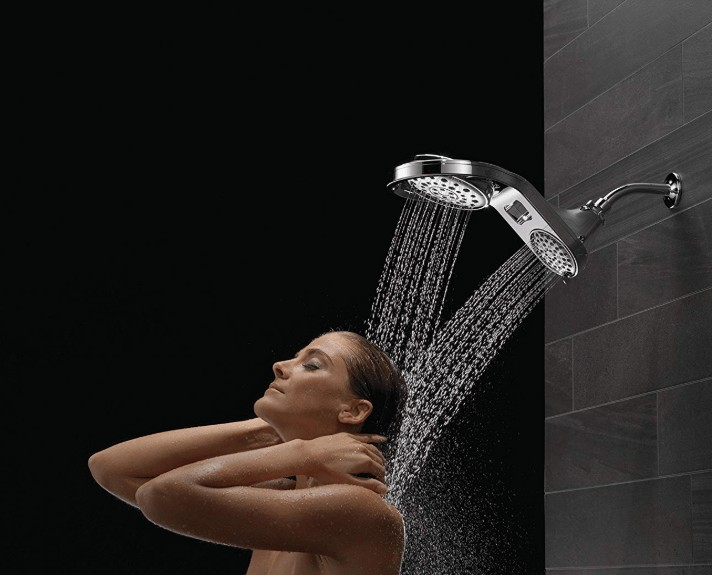 best dual shower head under 100