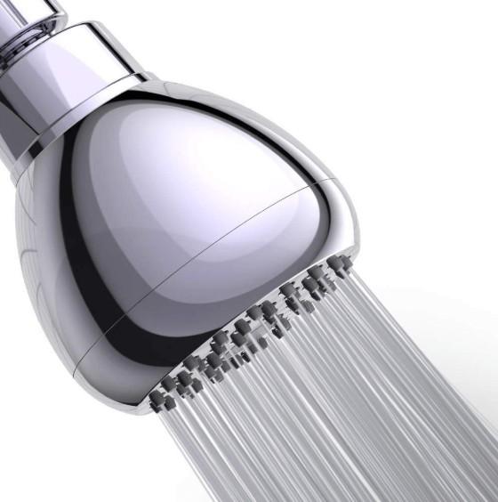best WASSA high pressure chrome shower head