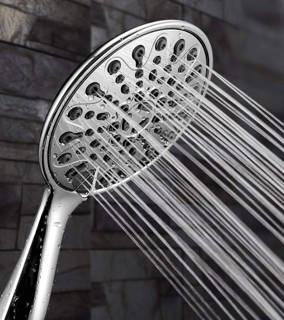 best pressure handheld shower head reviews