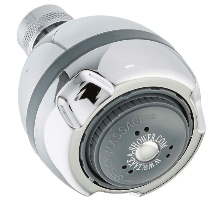 low pressure shower handset reviews