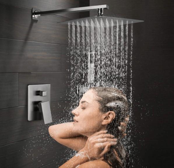 best rain shower head with handheld reviews
