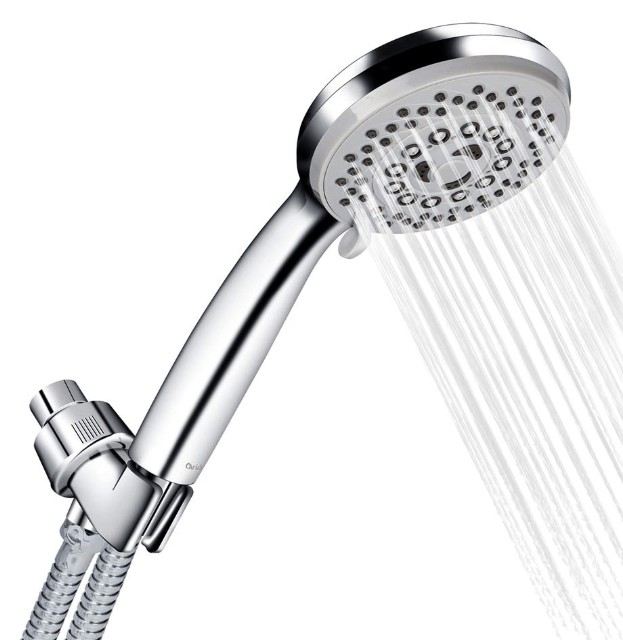 hand held shower massage reviews