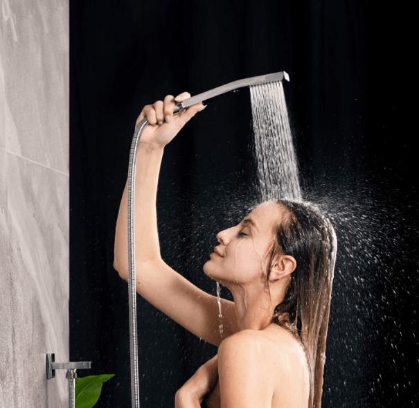 rain shower and handheld combo reviews