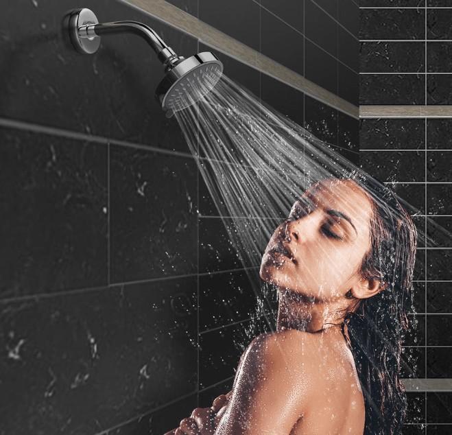 best shower massage head