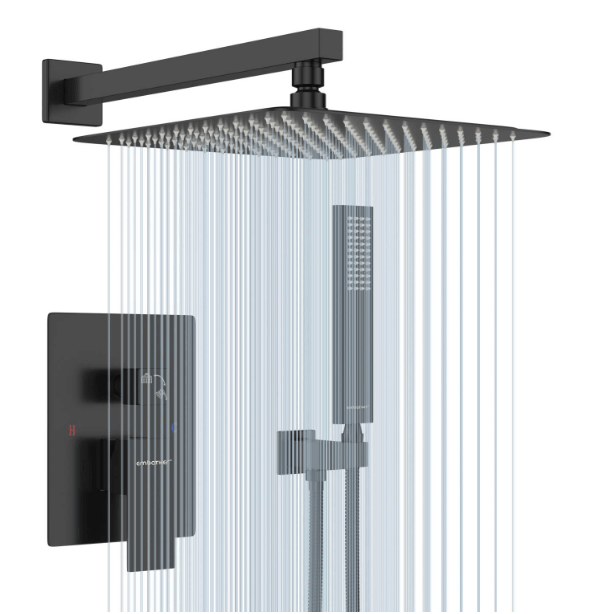 how to choose the best massaging shower head