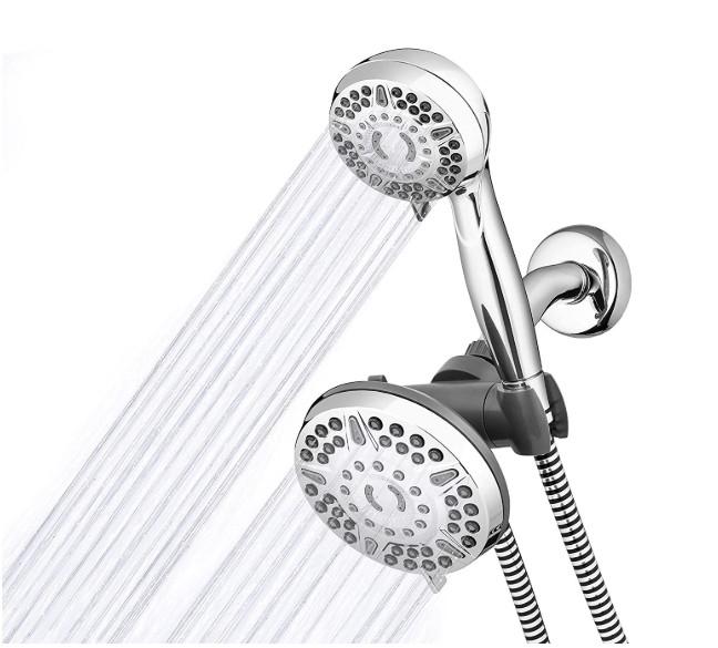 waterpik massager shower head