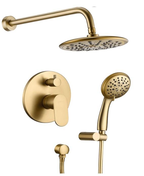 best wall mount shower head