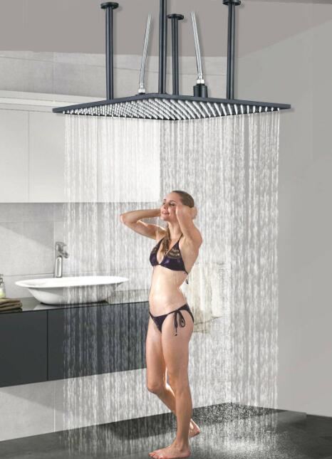 best overhead shower head