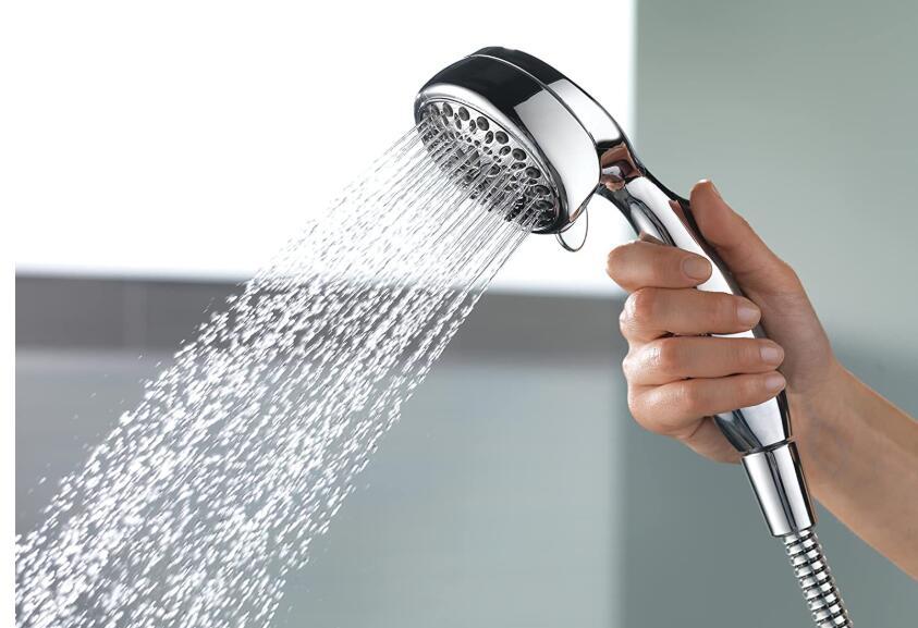 best delta hand held shower head