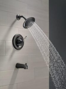 delta faucet shower head