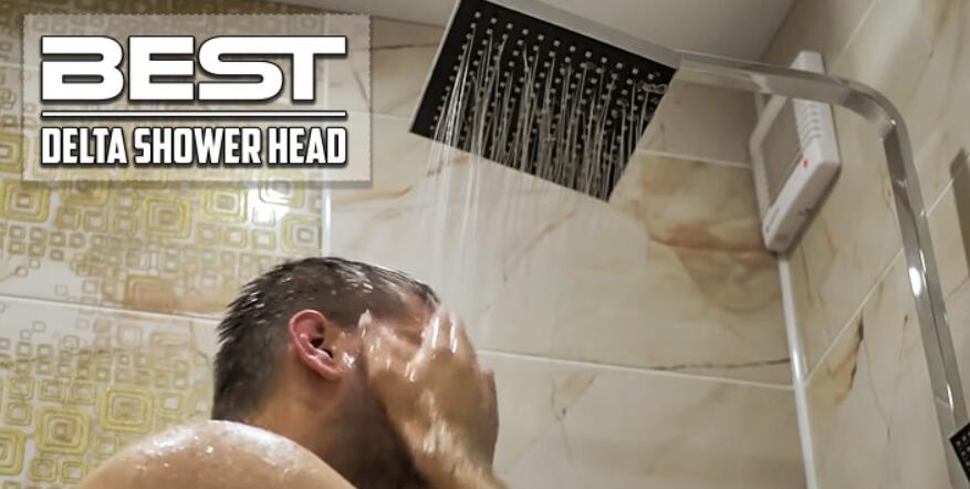 delta intuition shower head review