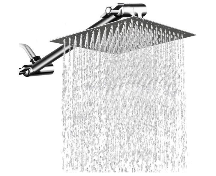 best large waterfall shower head