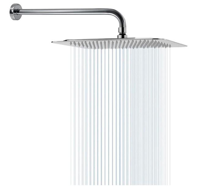 best overhead rainfall shower head