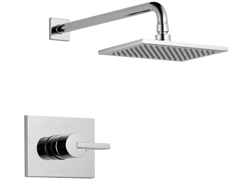 best square overhead shower head