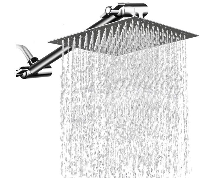 best selling shower head with long arm