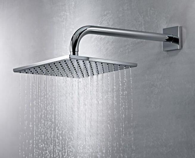 wall mounted shower head watersense