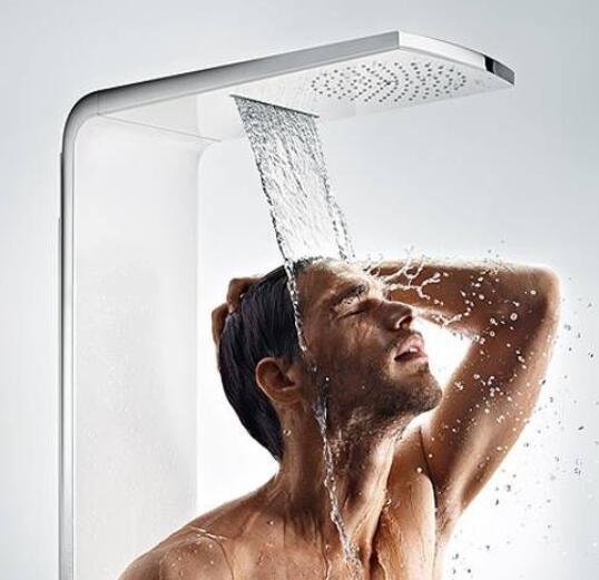 rain shower head combo material