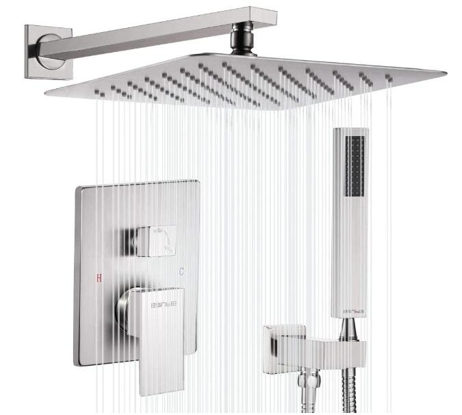 best showerhead and handheld showerhead combination