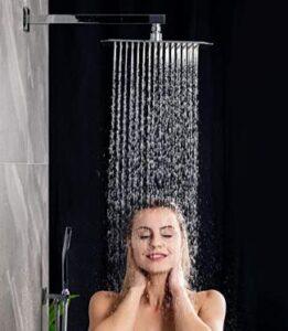 rainfall showerhead guide