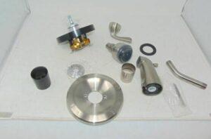 guides on assembling shower faucet