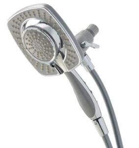 delta two in one shower head