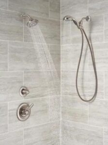 guides on picking delta dual shower