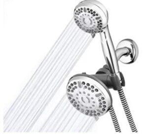 best handheld shower head for pressure